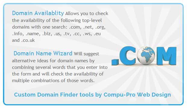 Compu-Pro Domain Tools